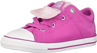 Converse Kids Infants' Chuck Taylor All Star Maddie Metallic Slip on Sneaker