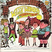 Willy Wonka and the Chocolate Factory (Vinyl)