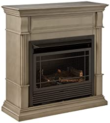 Duluth Forge DFS-300R-2GR Ventless Gas Fireplace-26,000 BTU