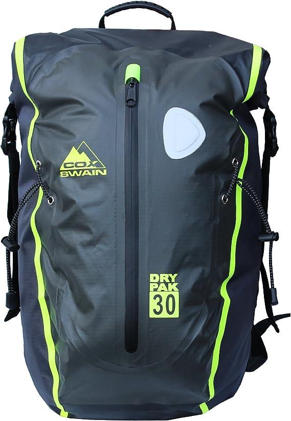 Wassersport etc. Cox Swain 25L super Leichter wasserdichter Outdoor Rucksack Packsack f/ür Fahrrad