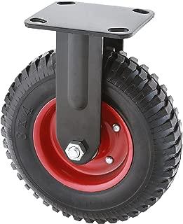 Steelex D2579 Fixed Heavy Duty Industrial Wheel, 8-Inch