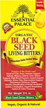 Essential Palace Organic Black Seed Detox Living Bitters [Brown - 8 oz]