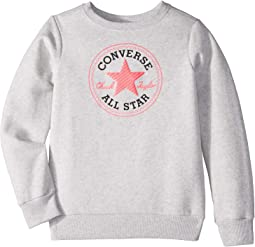 Chuck Patch Crew Pullover (Big Kids)