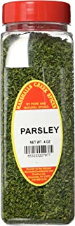 Marshall's Creek Spices X-Large Seasonings, Parsley, 4 Ounce