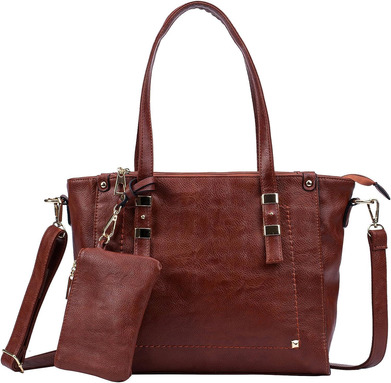 Women Handbags TopHandle Shoulder Bags Tote Bags Crossbody Bags Pu Leather Purse By Jolieley Galanti