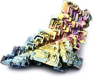 Bismuth Crystal Specimen - Medium (25-35mm)