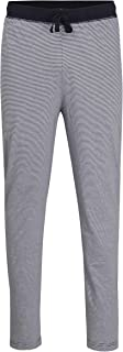 TOM TAILOR Men's Long Trousers Blue Horizontal Stripes Pack of 1