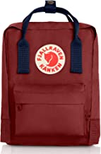 kanken royal blue ox red