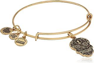 Alex and Ani Calavera Rafaelian Bangle Bracelet