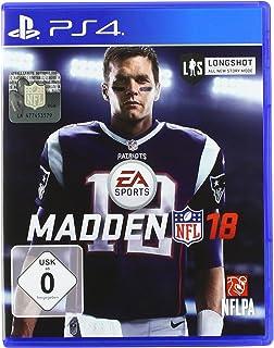 Madden NFL 18 - PlayStation 4 [Importación alemana]