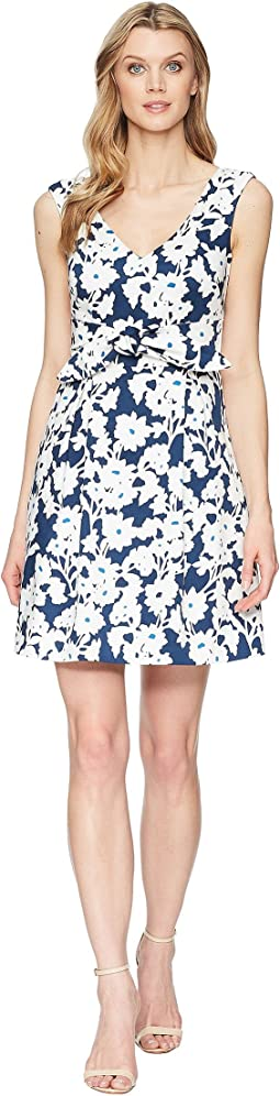 Daisy Field Fit and Flare Dress