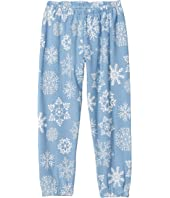 """White Snowflakes Pants"" Cozy Knit Sweatpants (Toddler/Little Kids)"