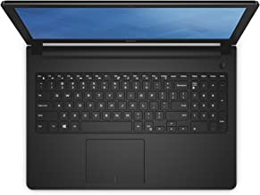 Dell Inspiron 15 5000 Series 15.6-Inch Laptop (5th Gen Intel i7-5500U, 6GB, 1TB HDD, Windows 10), Black