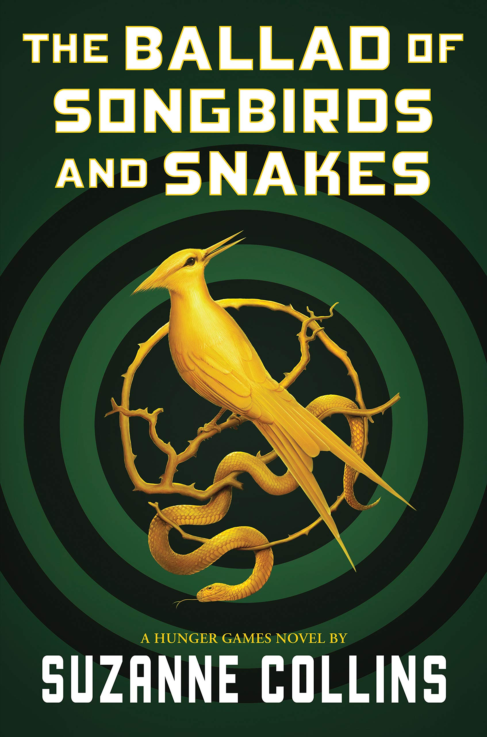 Amazon.com: The Ballad of Songbirds and Snakes (A Hunger Games Novel)  eBook: Collins, Suzanne: Kindle Store