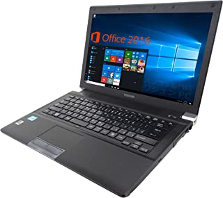 【Microsoft Office 2016搭載】【Win 10搭載】TOSHIBA R741/C/次世代Core i5 2.5GHz/新品メモリー:8GB/新品SSD:480GB/DVDスーパーマルチ/14インチ/USB 3.0/HDMI/無...