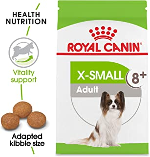 Royal Canin Size Health Nutrition X-Small Aging Dry Dog Food