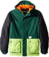 O'Neill Kids - Hawking Jacket (Little Kids/Big Kids)