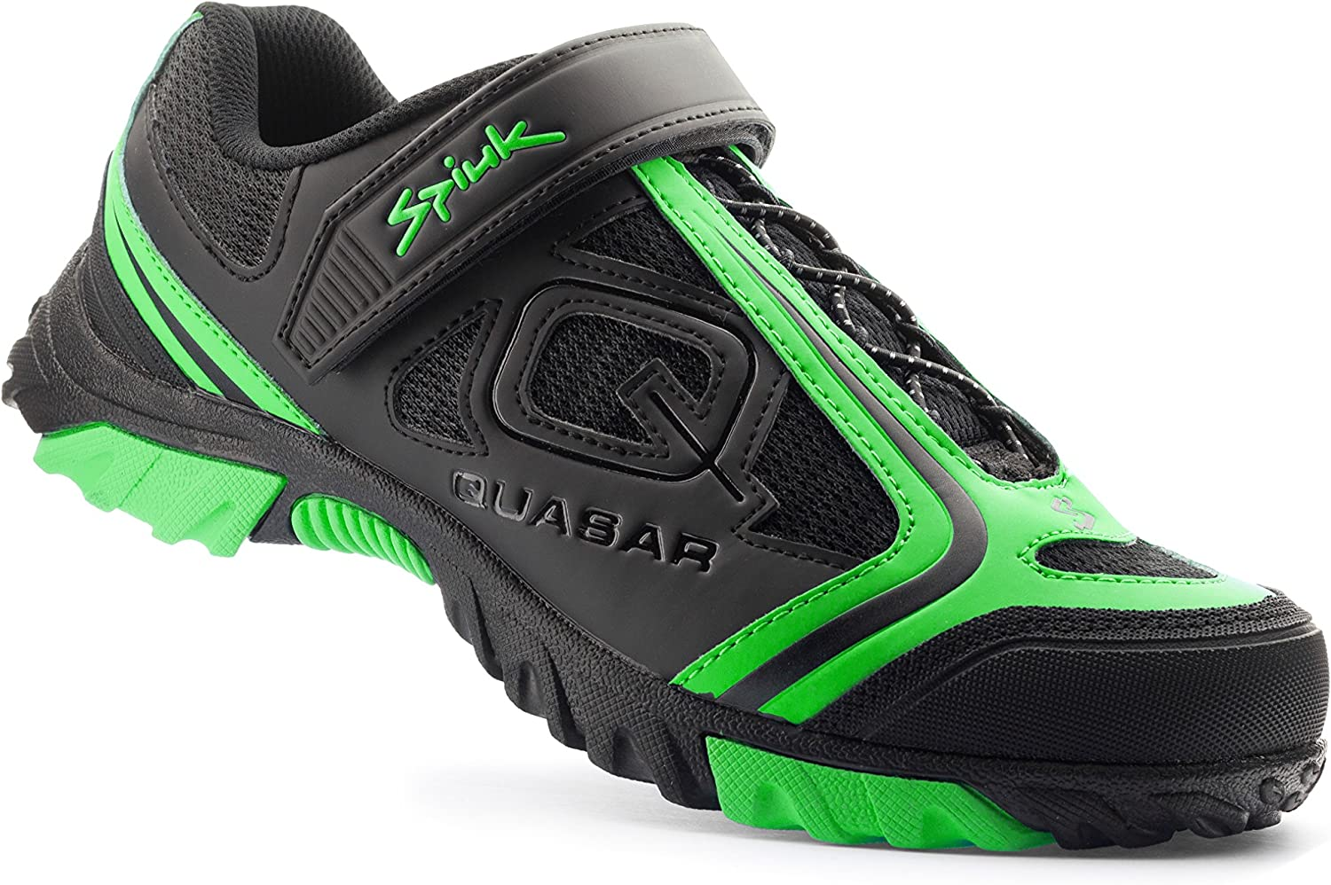 Spiuk Quasar Black-Green shoes 2017