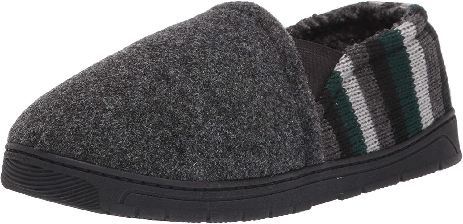 Clearance SALE Limited time MUK LUKS Men's Slip Slipper on Super sale period limited Style