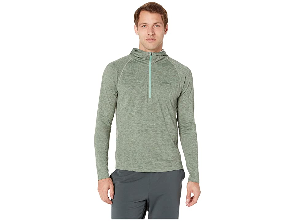 Marmot Sunrift Hoodie (Pond Green) Men