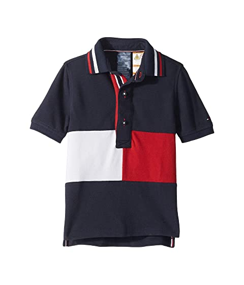 0f25d716f39 Polos Tommy Hilfiger Boys Big Polo Shirt with Magnetic Buttons