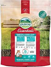 Oxbow Animal Health Healthy Handfuls Essentials Hamster/Gerbil Food, 15-Pound