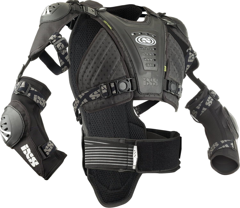 IXS Cleaver Jacket Chest Predector Black