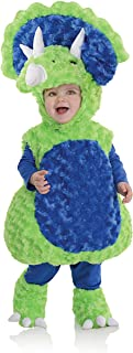 Underwraps Toddler`s Triceratops Belly Babies Costume