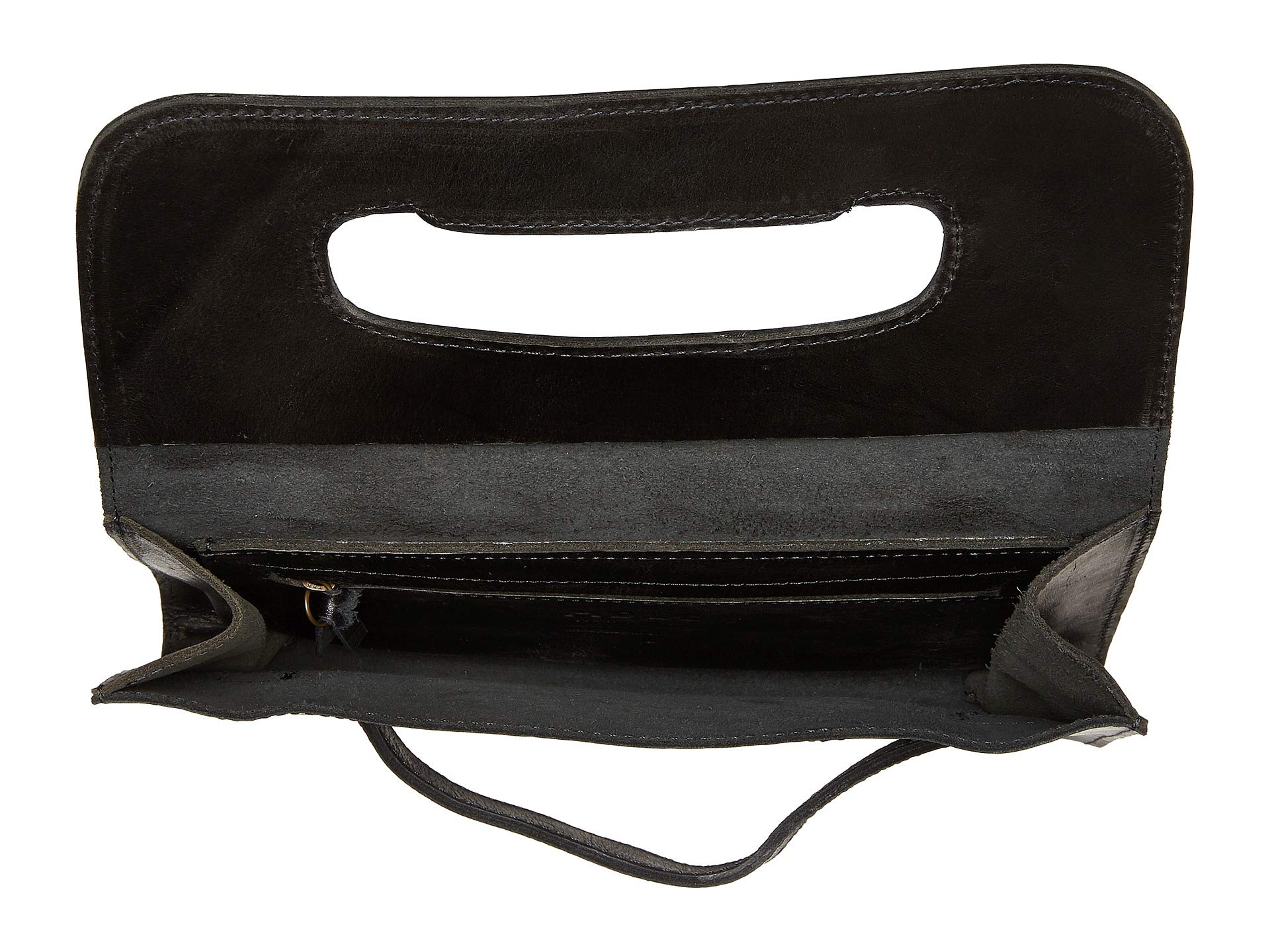 Mare Black Able Clutch Able Handle Mare wqqIXd8r