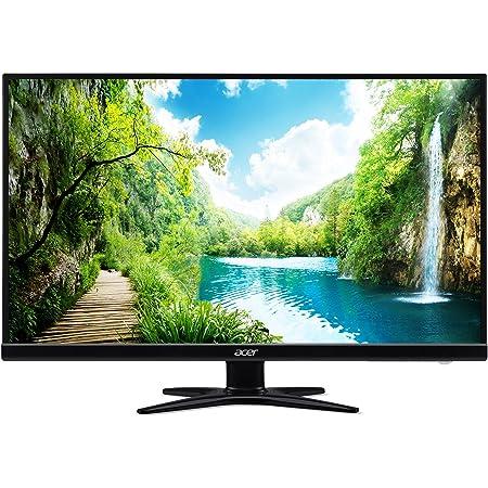 """Acer G276HL Kbix 27"""" Full HD (1920 x 1080) VA Zero Frame Monitor (HDMI & VGA Ports)"""