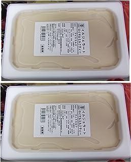 Y930686-2P ロッテ イルジェラート ロイヤルミルクティー 業務用アイスクリーム アイスミルク アイス 2000ml×2箱