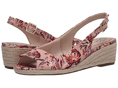 LifeStride Socialite (Blush Multi) Women