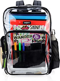 Best pretty clear backpacks Reviews
