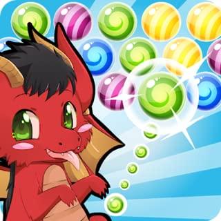 Bubble Crush Dragon - Cute Match 3 Shooter Game