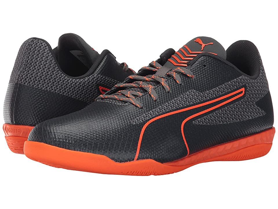 PUMA 365 Netfit CT (Quiet Shade/Shocking Orange/Asphalt-Quarry) Men