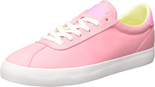 Converse femmes Breakpoint Faible Top rose GFaible Lemon Haze blanc paniers - 10