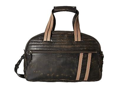 Scully Track Duffel Bag (Black) Duffel Bags