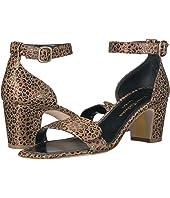 Melissa Pebble Block Heel Sandal