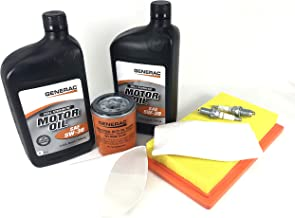 Generac 0J93230SSM 20Kw-22Kw SM 999 Maintenance Kit (Synthetic Oil)