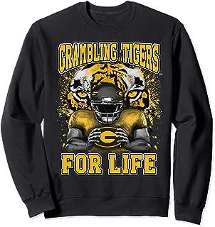 Grambling State Tigers Logo State Sweatshirt - Apparel