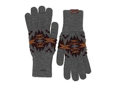 Pendleton Texting Gloves (Crescent Butte) Snowboard Gloves