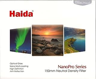 Haida NanoPro 150mm MC Neutral Density ND32000 ND 4.5 Optical Glass Filter 150 15 Stop