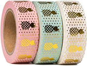 Best pineapple washi tape Reviews