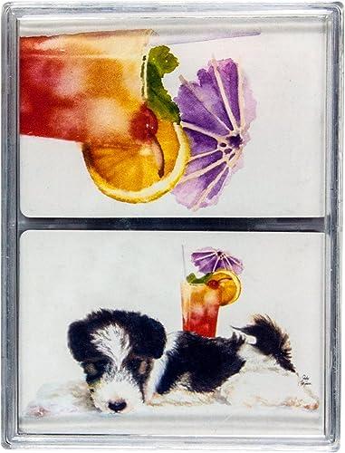 precios mas baratos Rainbow Card Company - Tarjetas Tarjetas Tarjetas de Juego de Doble Cubierta – Carmen and Drink  ahorra 50% -75% de descuento