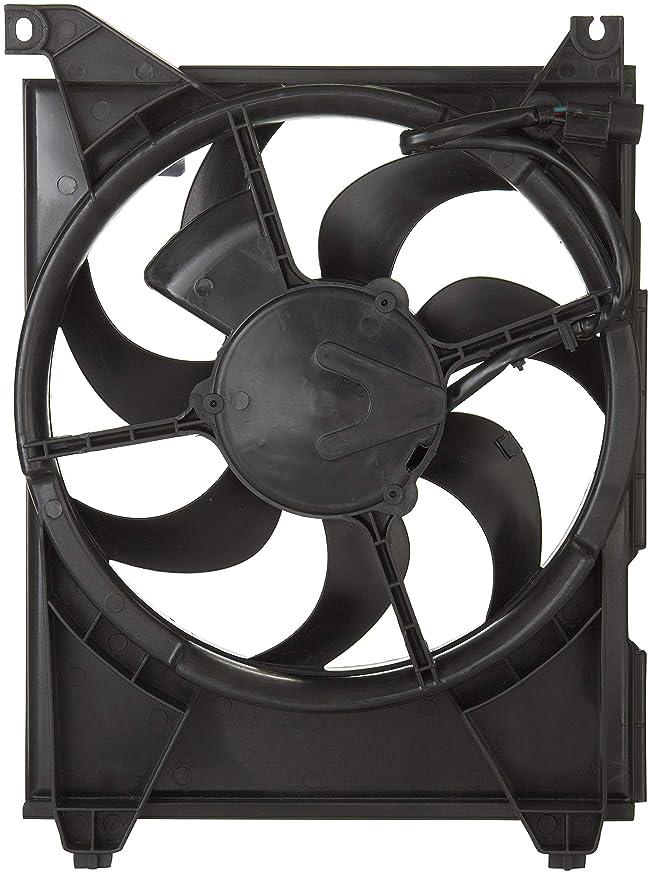 Spectra Premium CF16012 A/C Condenser Fan Assembly