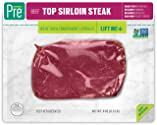 Pre, Top Sirloin Steak – 100% Grass-Fed, Grass- Finished, and  Pasture-Raised Beef – 8oz.