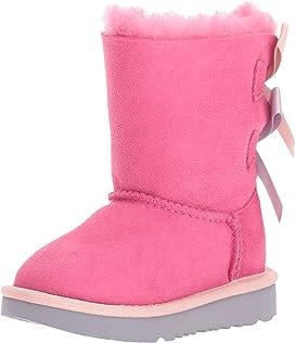 1101a1c6f070ae M F Western Kids Furry Flip Flop Slippers (Toddler Little Kid Big ...