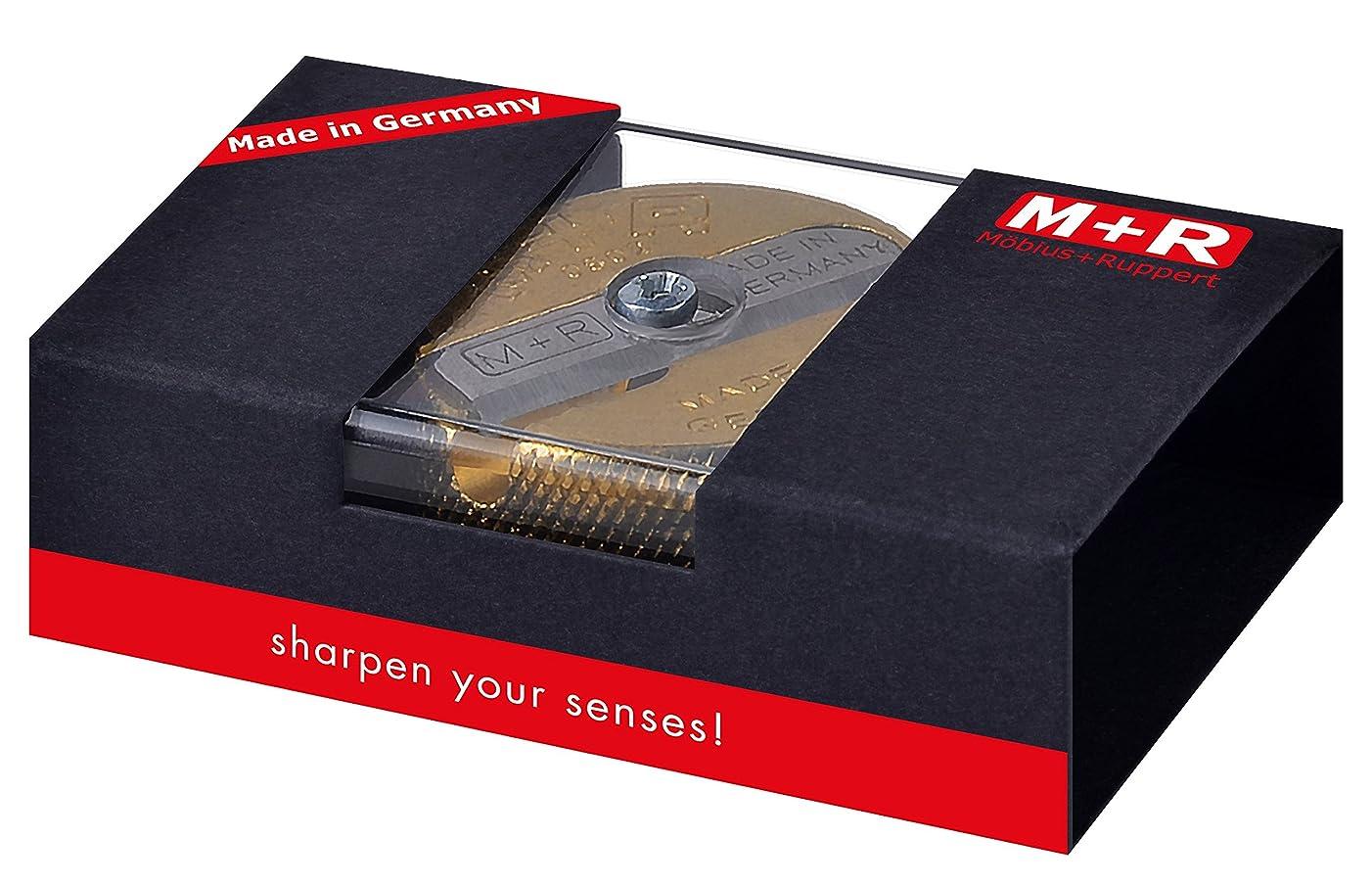 M + R 706021000?Sharpener Round Double Brass Gift Box
