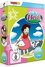 Heidi - TV-Serien Komplettbox 8 DVDs