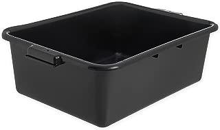 Carlisle N4401103 Comfort Curve Ergonomic Wash Basin Tote Box, 7